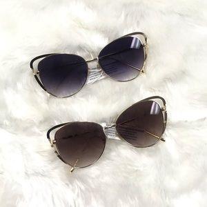 Accessories - Cat eye sunglasses